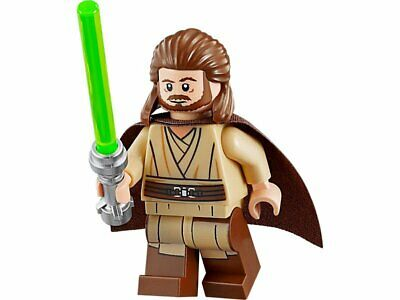 Star Wars Custom Mini Figures - Qui-Gon Jinn