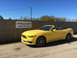 2016 Ford Mustang EcoBoost Premium Coupe (2 door)