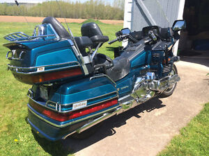 1994 Honda Goldwing GL1500SE