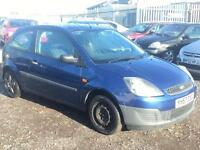 2007/57 Ford Fiesta 1.4TDCi Studio FULL MOT EXCELLENT RUNNER