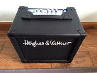 Hughes & Kettner tubemeister 5watt tube amp