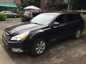 2011 Subaru Outback Wagon - Excellent family car