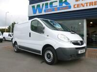2014 Vauxhall VIVARO 2700 CDTI SWB 90ps Van *LOW MILES* Manual Medium Van