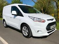 2015 FORD TRANSIT CONNECT LIMITED 1.6TDCi 115 L1