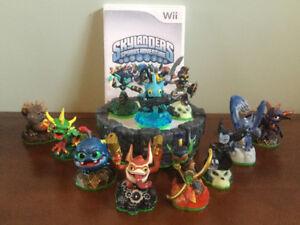 Skylanders Spyro's Adventures +  Swap Force / Nintendo Wii