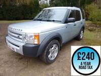 2007 Land Rover Discovery 2.7 TD V6 5dr Commercial 4x4 Van Diesel