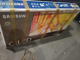 SAMSUNG 55 INCH Q90T QLED SMART NEW BOXED TV CALL 07550365232