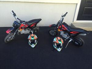 Superbes motocross
