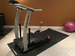 Bow flex treadmill/stair master