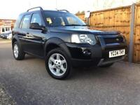 2004 04 LAND ROVER FREELANDER 2.0 TD4 HSE STATION WAGON 5D DIESEL