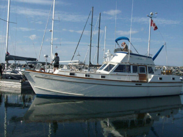 Used 1976 Other Trawler 43 pieds Golfstar