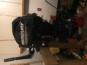 Mercury 20hp 4 stroke outboard motor