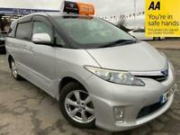 2010 Toyota Estima Hybrid 2.4 Hybrid 8 Seats MPV 4WD BIMTA Mileage MPV Petrol/El