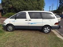 1998 Toyota Tarago Wagon Glenwood Blacktown Area Preview