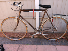 Vintage Raleigh Bike
