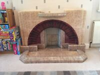 Art Deco fireplace for sale