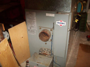 OIL FURNACE WITH MICRON BURNER