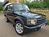 2003 LAND ROVER DISCOVERY 2 2.5 Td5 ES AUTO. *** CAT D ***