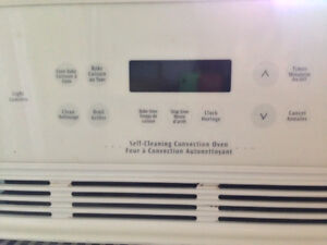 27 inch Frigidaire wall oven