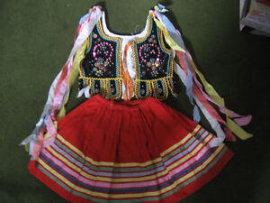 Authentic Polish Outfit Size 5-7