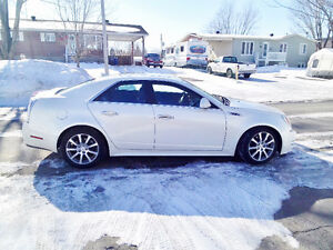 2010 Cadillac CTS 3.6 litres Berline