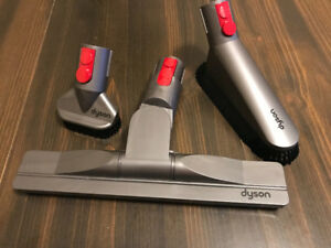 Dyson V7 and V8 accessories