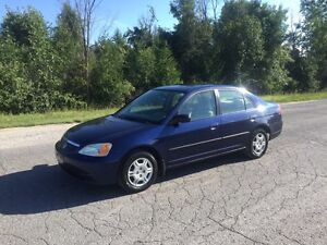 2002 Honda Civic Safety And E Tested