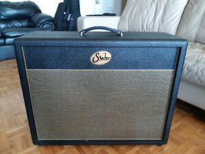Suhr 2x12 unloaded cabinet