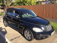 Chrysler PT cruiser Ltd 2l auto 12mth mot