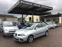 2006 Seat Ibiza 1.4 16v Special Edition 3dr DAB
