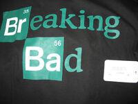 LOWER PRICE.....BRAND NEW BREAKING BAD SHIRT XL