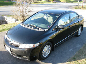 2010 Honda Civic Sedan Manual 5 Speed