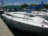 ONE OWNER BOAT