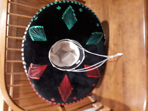 Mexican Sombrero hat-mint condition$25