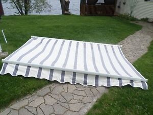 roll-up awning