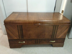 cedar chest full-sized, REDUCED from $300