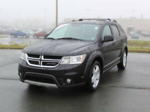 "2012 DODGE JOURNEY 7 Passenger with 8.4"" Touch Screen!"