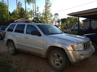 2005 Jeep Grand Cherokee Limited SUV for sale!