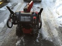 "30""/11.5hp craftsman snowblower"