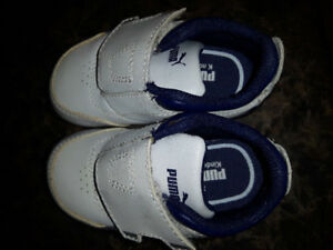 Baby/Toddler/Youth Puma shoes