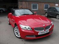2014 64 BMW Z4 2.0 Z4 SDRIVE18I ROADSTER 2D 155 BHP