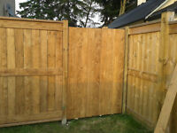 Fence, Shed, Gate and deck, build/ repair
