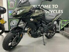 VERSYS 650 DUAL SPORT ADVENTURE BIKE 650 CC PARALLEL TWIN GREAT ALLROUNDER