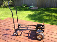 Ultra-Steel Convertible Dolly