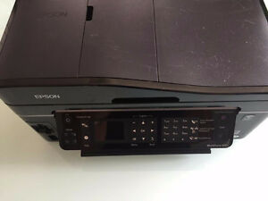 Imprimante Epson workforce 610