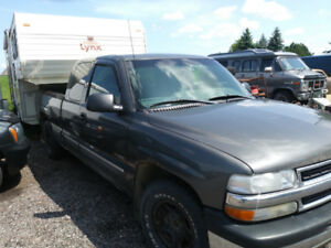 2001 Chevy Pickup Parts for Sale