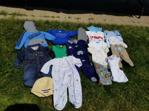 Baby Clothes - Lot F - Size 6-9 Months
