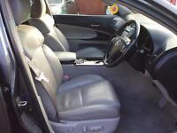 Lexus GS 300 3.0 CVT AUTO + LEATHER + SAT NAV +