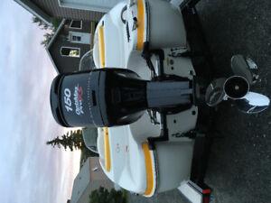 Tahoe Fish/Ski Boat
