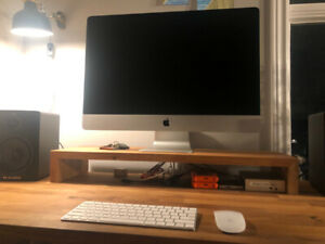 "27"" 5K iMac i7 4.0Ghz, 32gb Ram, 4gb Graphics, 1TB (Like New)"